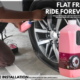 flat free tire forever